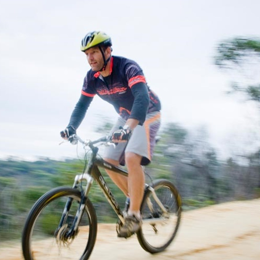 Grab Your Helmet And Go: You Yangs By Mountain Bike