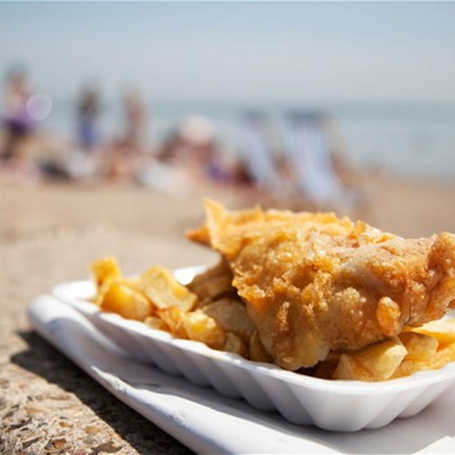 4 of the best Fish & Chips on the Geelong Waterfront