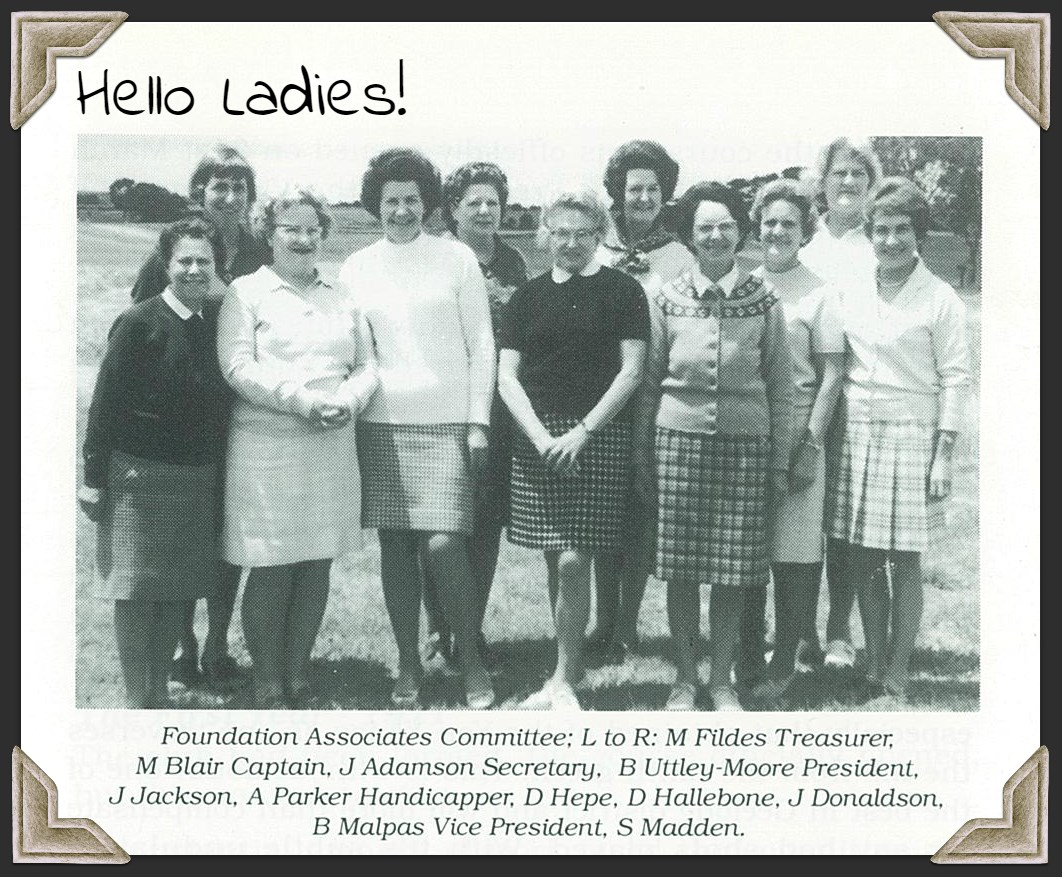 Ladies Committee