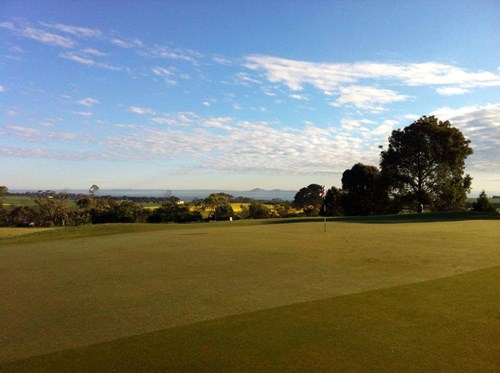 Curlewis Golf CLub