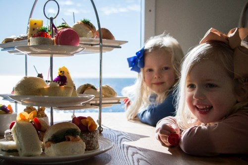 Kids high tea