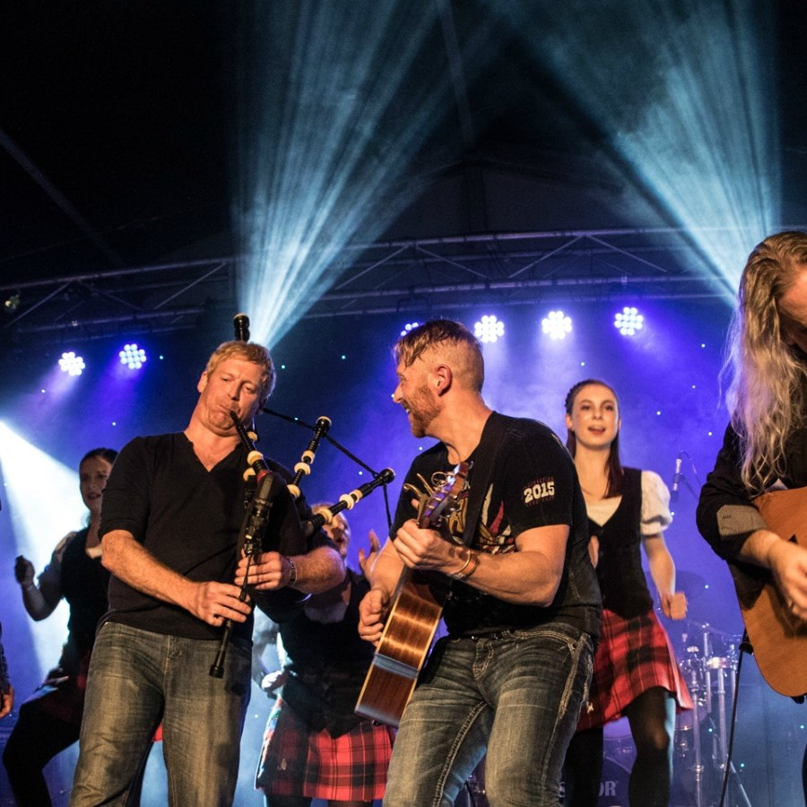 Countdown to The National Celtic Festival
