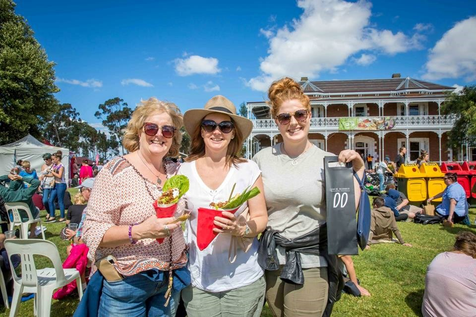 A Taste of Things to Come - Lara Food & Wine Festival