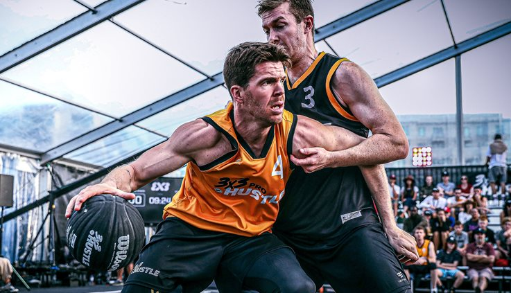 3x3Hustle March Mania - Geelong Waterfront