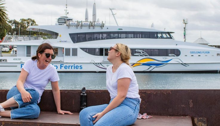 Geelong Corio Bay Cruise with Port Phillip Ferries