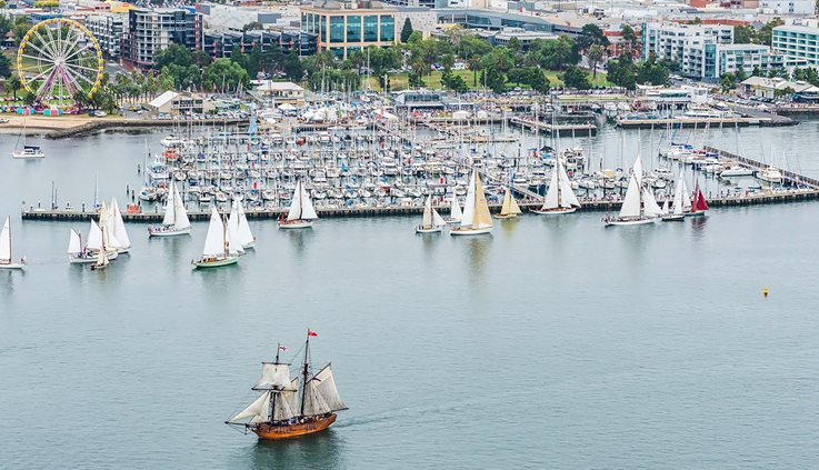 Wooden Boat Festival of Geelong