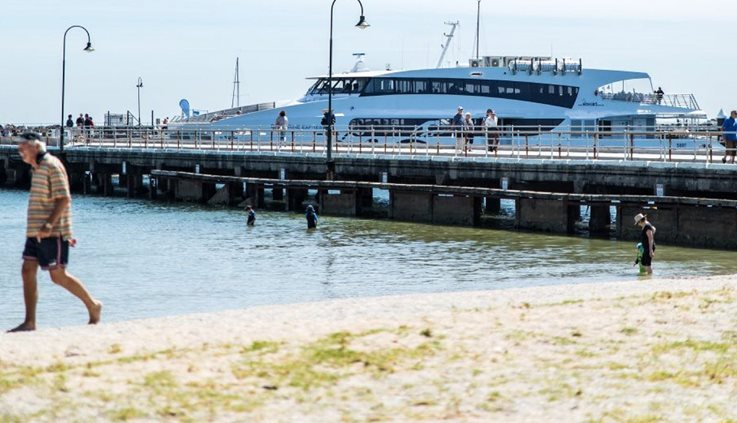 Portarlington Mussel Cruise with Port Phillip Ferries