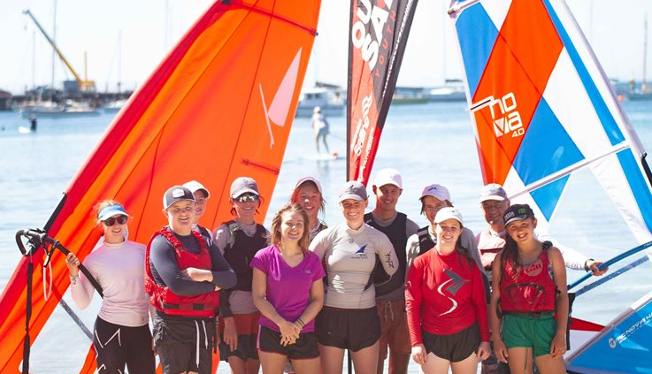 OutThere Sailing - Royal Geelong Yacht Club